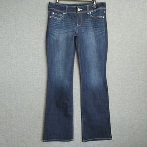 AE Slim Boot Low Rise Jeans Stretch 10 L32